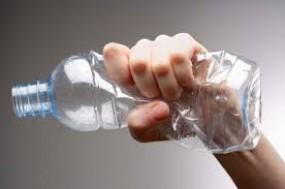 प्लास्टिक बोतलें क्रश करनेनागपुर रेलवे स्टेशन पर आई तीन मशीनें