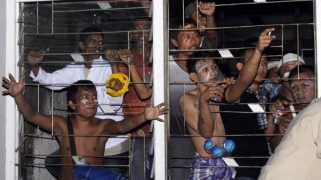 सुनामी-भूकंप का फायदा उठाकर इंडोनेशिया की जेल से भागे 1400 कैदी