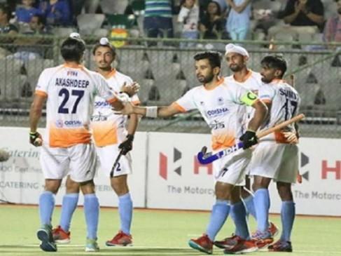 Asian champions trophy 2018: हरमनप्रीत की हैट्रिक से भारत ने कोरिया को 4-1 से हराया