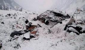 माउंट गुरजा में हिमस्खलन, 9 पर्वतारोहियों की मौत