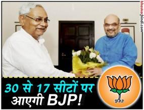 बिहार में NDA दलों के बीच सीट बंटवारे को लेकर हुआ समझौता :सूत्र