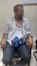 नागपुर स्टेशन पर BJP कार्येकर्ताओं का हंगामा,टीटीई से की मारपीट