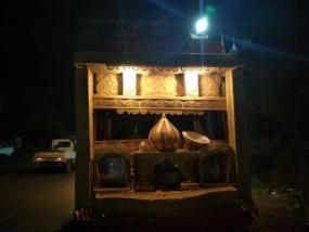 कांग्रेस का राम वन गमन पथ यात्रा वाहन जब्त, चुनाव आचार संहिता उल्लंघन का मामला