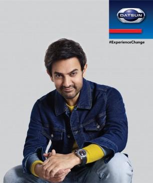 Datsun India के ब्रांड एंबेसडर बने आमिर खान