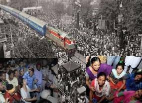 ये हैं पंजाब के 5 खतरनाक शहर, जहां रेलवे ट्रैक पर मनता है दशहरा