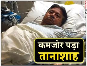 अखबार तक हाथ से नहीं उठा पा रहे मुशर्रफ, दुबई में चल रहा है इलाज