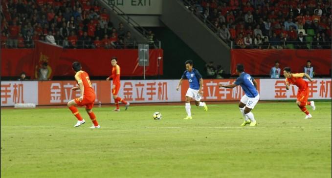 भारत ने चीन से खेला ऐतिहासिक ड्रॉ, दोनों टीमें गोल करने में नकामयाब रहीं