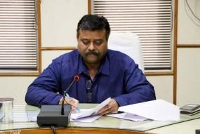 MP : विधानसभा चुनाव से पहले सतना कलेक्टर मुकेश कुमार को हटाया
