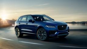 Jaguar Land Rover ने भारत में SUV F-PACE के पेट्रोल वेरिएंट को किया लॉन्च