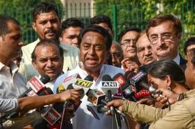 देश के प्रधानमंत्री का मुंह बहुत चलता है, मुंह चलाने और देश चलाने में अंतर है - कमलनाथ