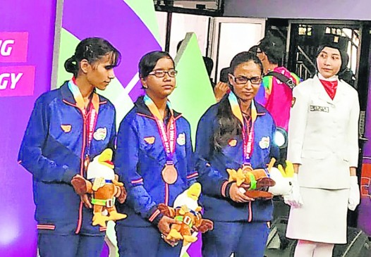 एशियाई पैरालिंपिक शतरंज में मृणाली ने जीता रजत और कांस्य
