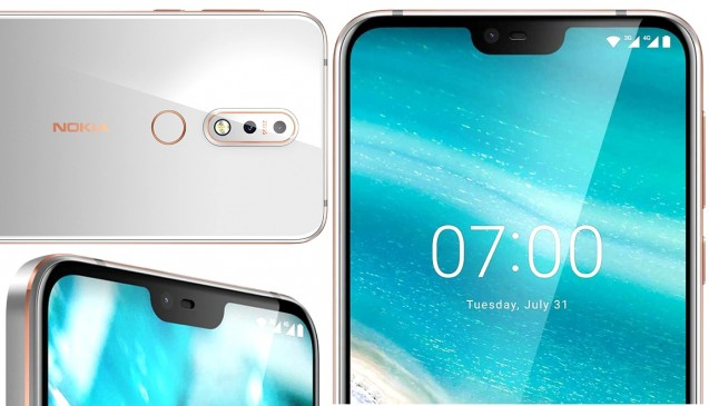 भारत में नवंबर माह में लॉन्च होगा Nokia 7.1, इन फीचर्स से है लैस