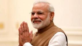 पीएम मोदी ने एप के माध्यम से की लोगों से चंदा देने की अपील,खुद भी दिया 1000 रुपए का चंदा