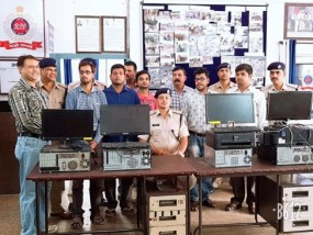 फेक आईडी से ई-टिकट का गोरखधंधा, आरपीएफ ने दी रांझी-दीक्षितिपुरा में दबिश, 5 आरोपी गिरफ्तार