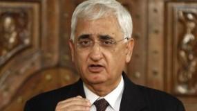 बिना गठबंधन 2019 में सत्ता हासिल करना कांग्रेस के लिए कठिन: सलमान खुर्शीद