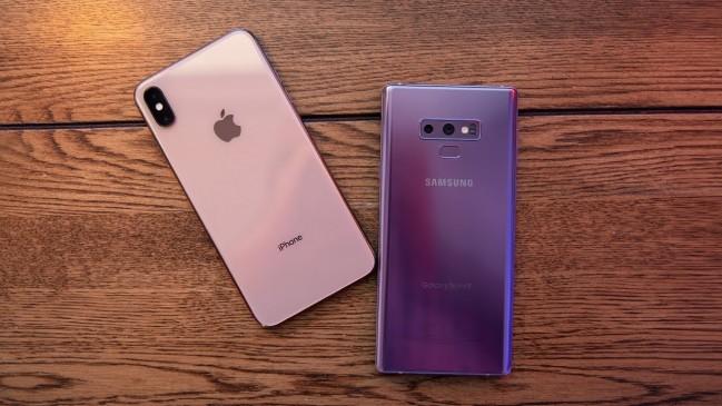 iPhone यूज करने पर Samsung ने अपनी ही ब्रांड एंबेसडर पर किया केस, जुर्माना 12 करोड़