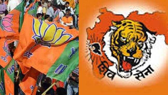 शिवसेना कार्यकर्ताओं के हमले में घायल युवक से मिले भाजपा और कांग्रेस नेता