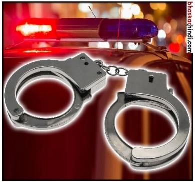 कांग्रेस कार्यकर्ता मर्डर केस में दो आरोपी गिरफ्तार, फेसबुक पोस्ट के कारण हुई थी हत्या