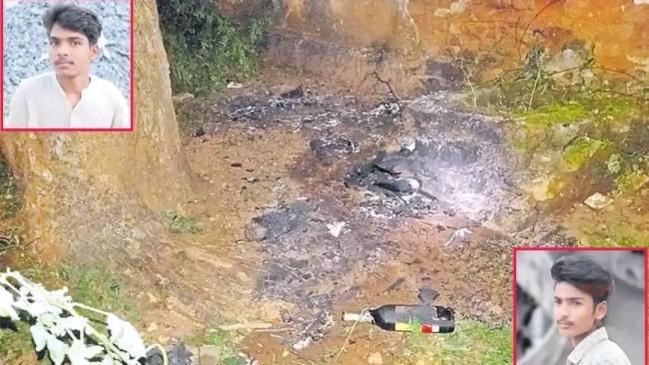एक ही लड़की को दिल दे बैठे थे दसवीं के 2 छात्र, पेट्रोल छिड़ककर आग लगी ली