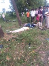 कोंडागांव के पास नागपुर के दो युवकों की रोड एक्सीडेंट में मौत, 2 की हालत गंभीर