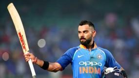 वनडे में कोहली ने मारी शतकों की हैट्रिक, ऐसा करने वाले पहले भारतीय खिलाड़ी