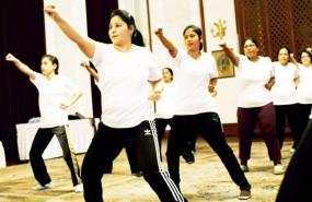 छात्राओं- महिलाओं की सेल्फ डिफेंस ट्रेनिंग के लिए 14 लाख 70 हजार मंजूर