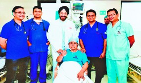नागपुर के इन डॉक्टरों को मिली बड़ी सफलता, बिना ऑपरेशन लगा दिया दिल में वाॅल्व
