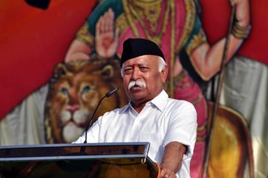 अयोध्या में राम मंदिर के लिए सरकार पर दबाव बनाएं हिन्दू : भागवत