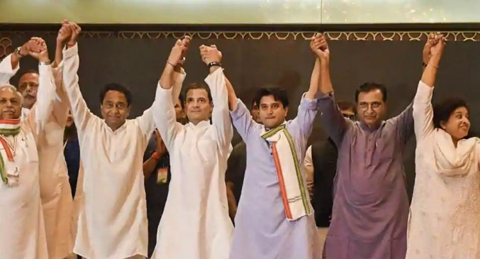 मप्र चुनाव : कांग्रेस की चौथी लिस्ट में CM शिवराज के साले को टिकट, 28 और नाम