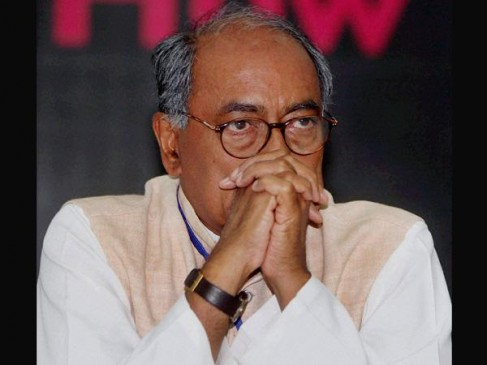 वोटिंग के बाद दिग्विजय ने तोड़ी चुप्पी, बोले- पार्टी नहीं चाहती थी कि मैं चुनाव में दखल दूं