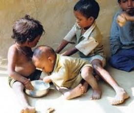 गड़चिरोली मेंतीन वर्ष में तेजी से बढ़ा कुपोषण का आंकड़ा, 362 बच्चे अति-कुपोषितकी श्रेणी में
