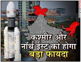 ISRO ने लॉन्च किया GSAT-29, दूर-दराज के इलाकों में संचार जरूरतें होंगी पूरी