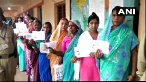 कर्नाटक उपचुनाव: 3 लोकसभा और 2 विधानसभा सीटों पर वोटिंग खत्म, पढ़ें किस सीट पर कितना हुआ मतदान