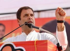 MP में बोले राहुल- बीजेपी के तवे पर अब रोटी नहीं पकती, इसे बदल डालो