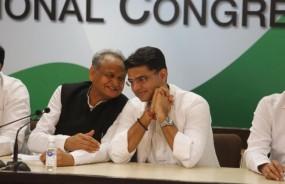 राजस्थान चुनाव : गहलोत और पायलट को चुनावी मैदान में उतारेगी कांग्रेस