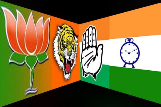 महाराष्ट्र नगर निकाय चुनाव में BJP का जलवा, NCP के हाथ लगा कोल्हापुर