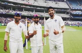 बुमराह-शमी-ईशांत ने 2018 में लिए 134 विकेट, मार्शल-होल्डिंग का 34 साल पुराना रिकॉर्ड टूटा