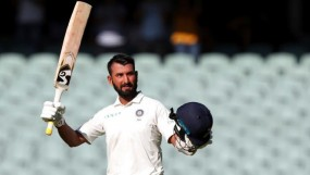 टेस्ट क्रिकेट में पुजारा ने की इस महान खिलाड़ी के रिकॉर्ड की बराबरी