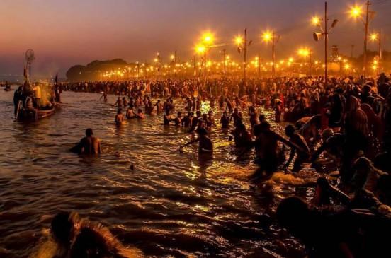 बाकी वर्षों से अलग होगा इस बार का कुंभ मेला, मकर संक्रान्ति के दिन पहला शाही स्नान