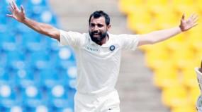 IND vs AUS: पर्थ में शमी ने किया करियर का सर्वश्रेष्ठ प्रदर्शन, 6 विकेट झटके