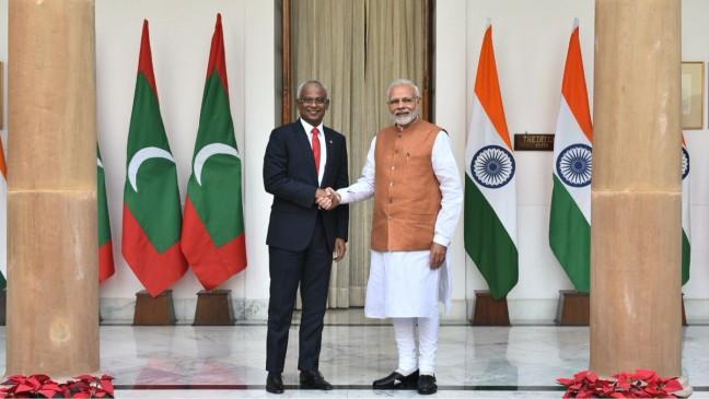 भारत देगा मालदीव को 1.4 बिलियन डॉलर की आर्थिक सहायता