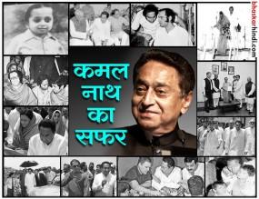 यूपी में जन्म, उत्तराखंड-कलकत्ता से पढ़ाई, MP में राजनीति, कुछ ऐसा है कमलनाथ का सफर