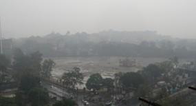 नागपुर में झामझम बारिश से बढ़ी ठंड , पारा गिरा, फसलों को भी नुकसान