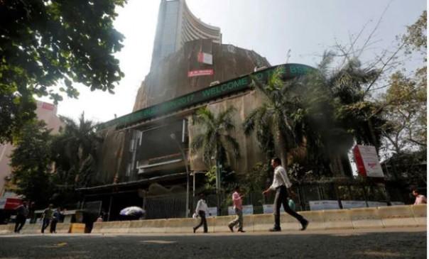 सात दिनों की बढ़त के बाद शेयर बाजार में गिरावट, सेंसेक्स 36,431 पर बंद