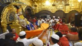 31 दिसंबर को रातभर दर्शन देंगे शिर्डी के साईं, भक्तों के लिए खुला रहेगा मंदिर
