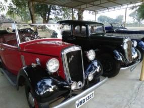 नववर्ष पर होगा दुर्लभ कारों का नजारा, पर्यटन नगरी खजुराहो में जश्न