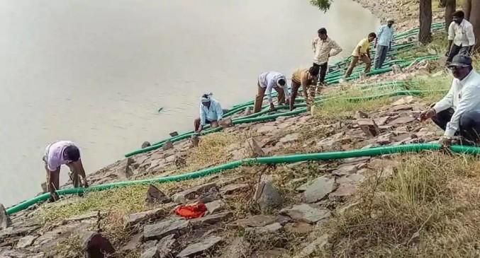 झील में मिला HIV पीड़ित महिला का शव, संक्रमण के डर से गांववालों ने खाली कराई पूरी झील