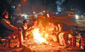 विंड चिल्ड फैक्टर से कंपकंपा रहा विदर्भ, नागपुर में 4.6 डिग्री पहुंचा तापमान