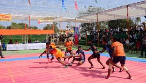अखिल भारतीय कबड्डी प्रतियोगिता, अमरावती व हरियाणा ने जीते शुरुआती मैच