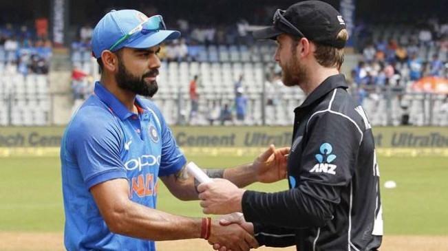 India vs new zealand: पहला वनडे नेपियर में, जाने क्या हैं दोनों टीमों के यहां रिकॉर्ड